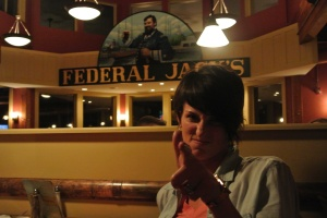 A late night at Fed Jacks fyi the Schooner is Federal Jack not the guy ;)